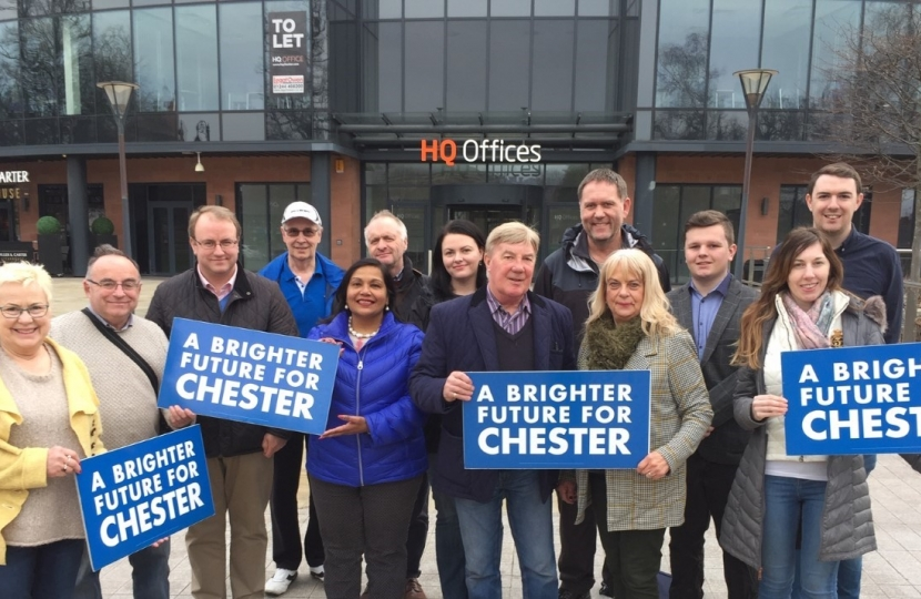 Chester Candidates