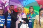 Conservative Councillors at Chester Pride