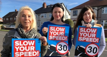Hoole Slow Your Speed