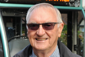 Cllr Keith Board